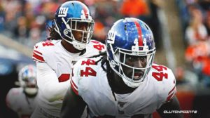 Markus Golden, Giants