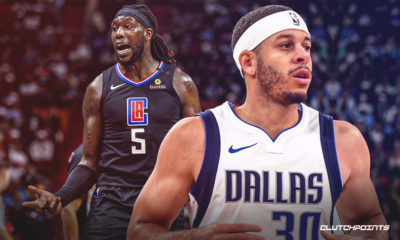 Seth Curry, Montrezl Harrell, Mavs, Clippers, Luka Doncic