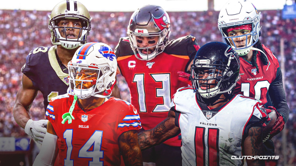 Top 15 NFL Fantasy Football Wide Receivers In 2020, Ranked