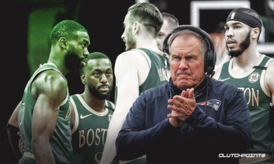 Celtics, Patriots, Bill Belichick