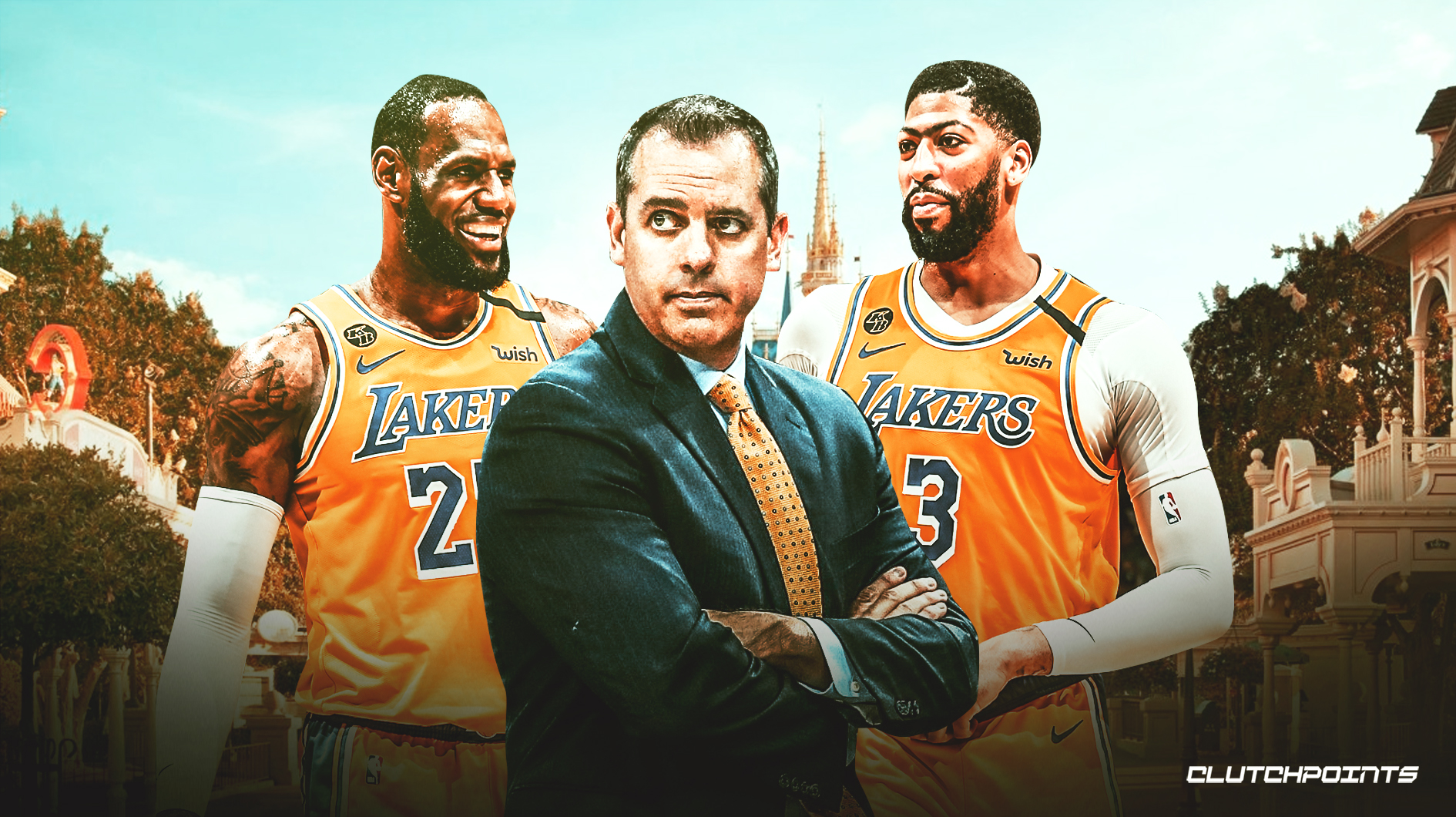 Should the Lakers be going through the gears in the bubble?