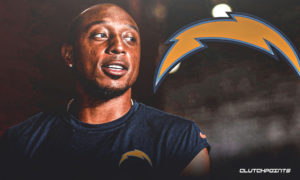 Chris Harris, Chargers