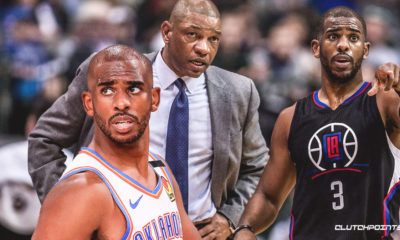 Doc Rivers, Chris Paul, Clippers, Thunder