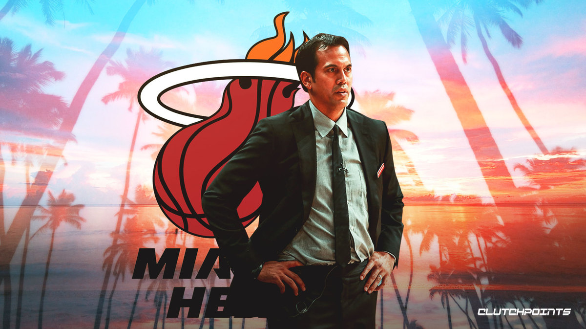 Erik Spoelstra Is Easily The Best Coach Left In The Nba Playoffs