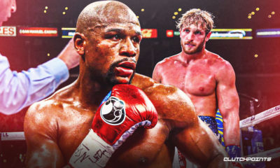 Floyd Mayweather, Logan Paul