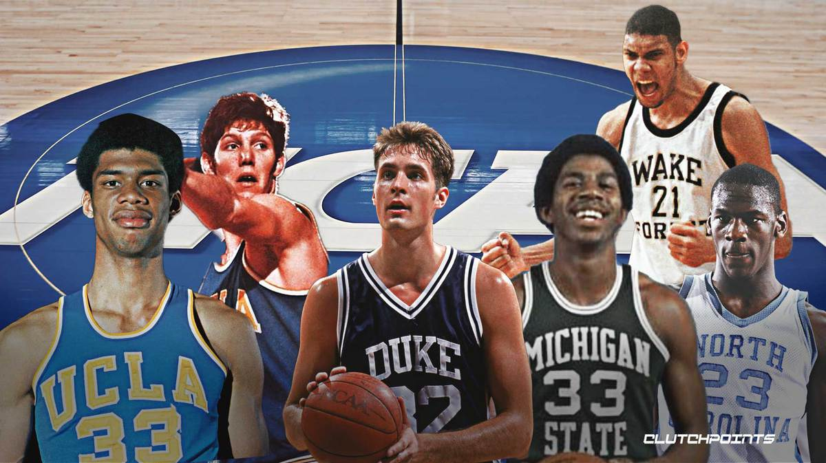 Updating and Ranking The 25 Greatest College Basketball Players of All Time