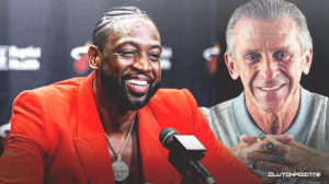 Heat, Dwyane Wade, Pat Riley