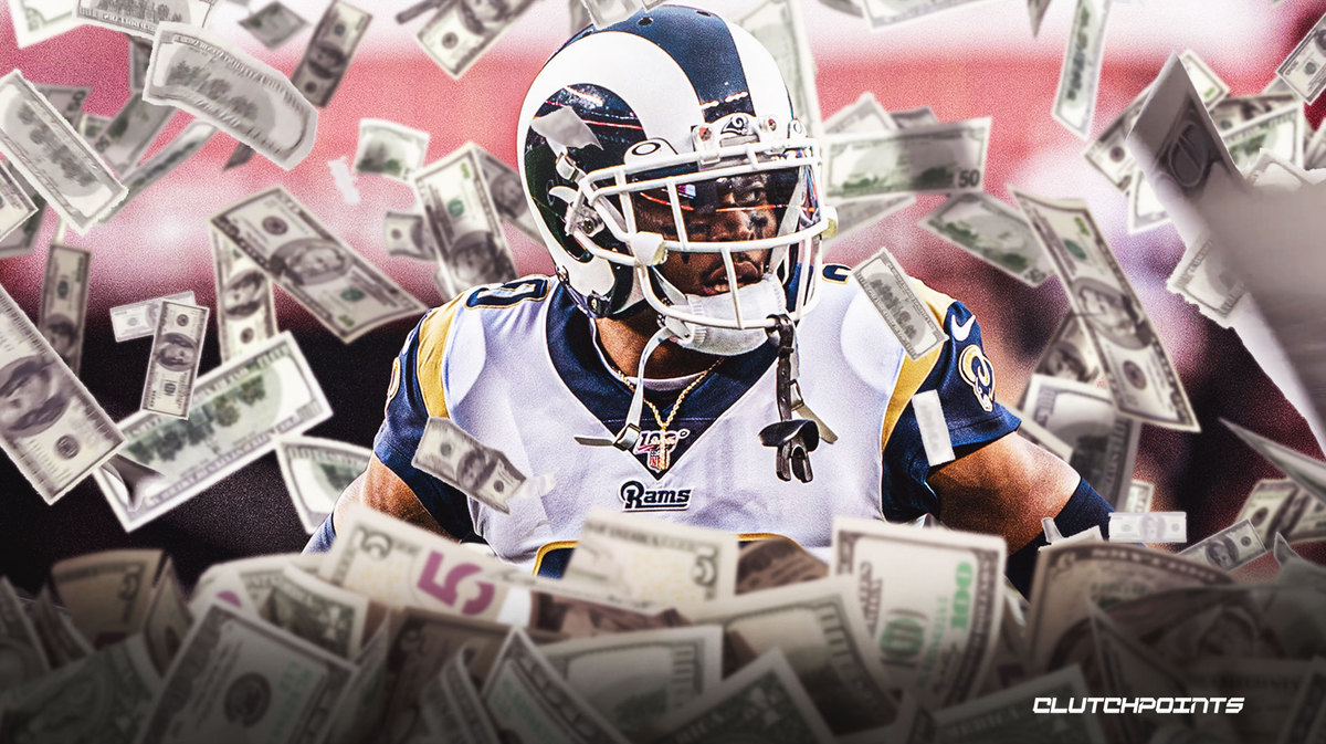 Rams, Ramsey agree to record 5-year, $105M extension