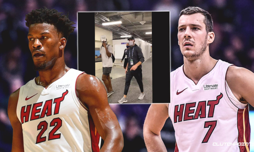 Heat news: Jimmy Butler, Goran Dragic show off Big Face ...