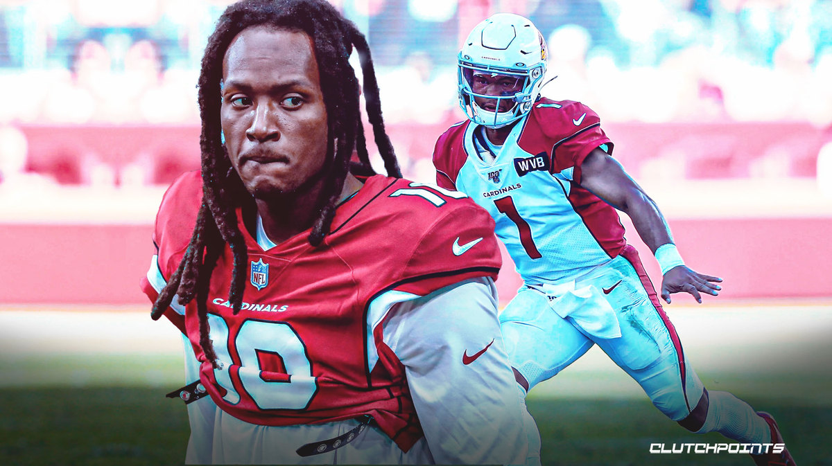 Kyler Murray, DeAndre Hopkins, Cardinals