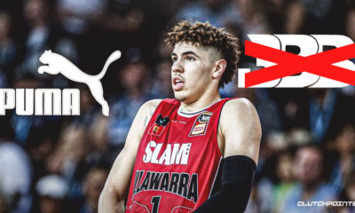 LaMelo Ball, NBA