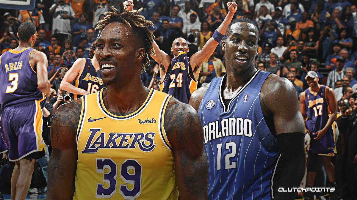 Lakers, Dwight Howard