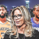 Los Angeles Lakers, Jeanie Buss, Kawhi Leonard, Anthony Davis
