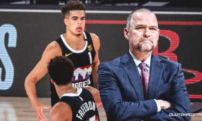 Mike Malone, Michael Porter Jr., Nuggets, Clippers