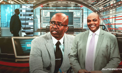NBA news: Charles Barkley was 'pissed' at Kenny Smith for walking off TNT set