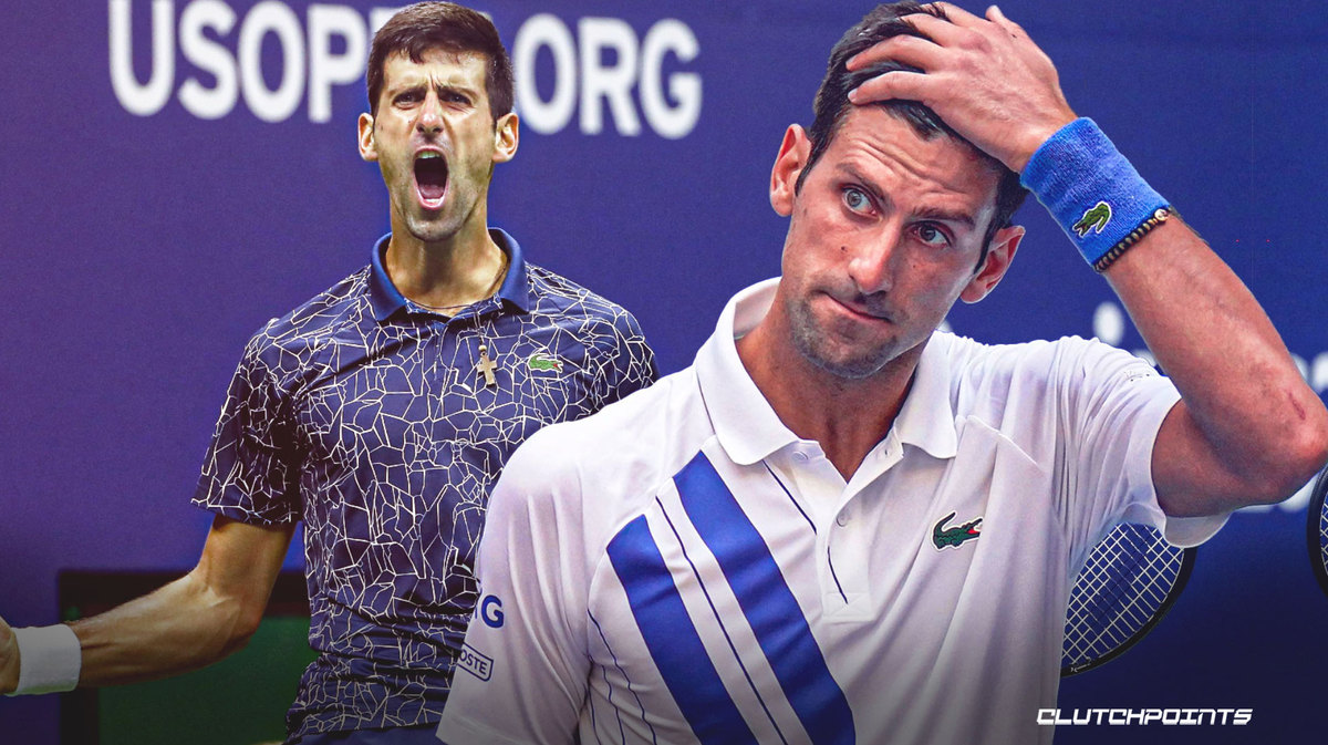 Tennis News Novak Djokovic Speaks Out After Default Incident