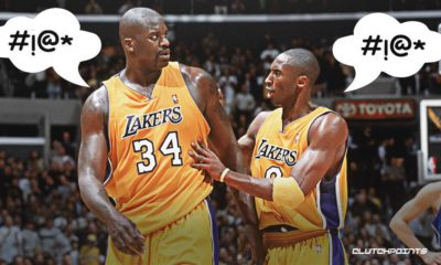 Lakers, Shaquille O'Neal, Kobe Bryant