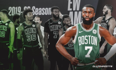 Jaylen Brown, Celtics
