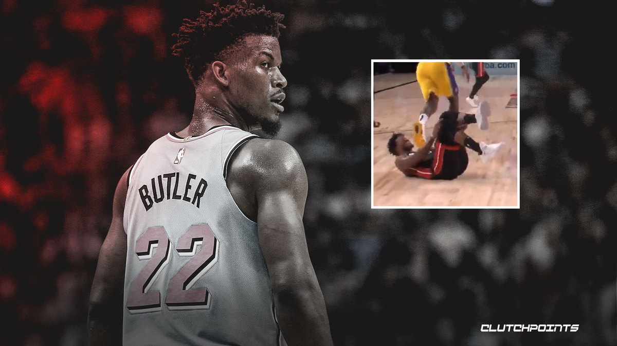 Heat News Jimmy Butler Reveals Real Condition Of Ankle After Injury Scare