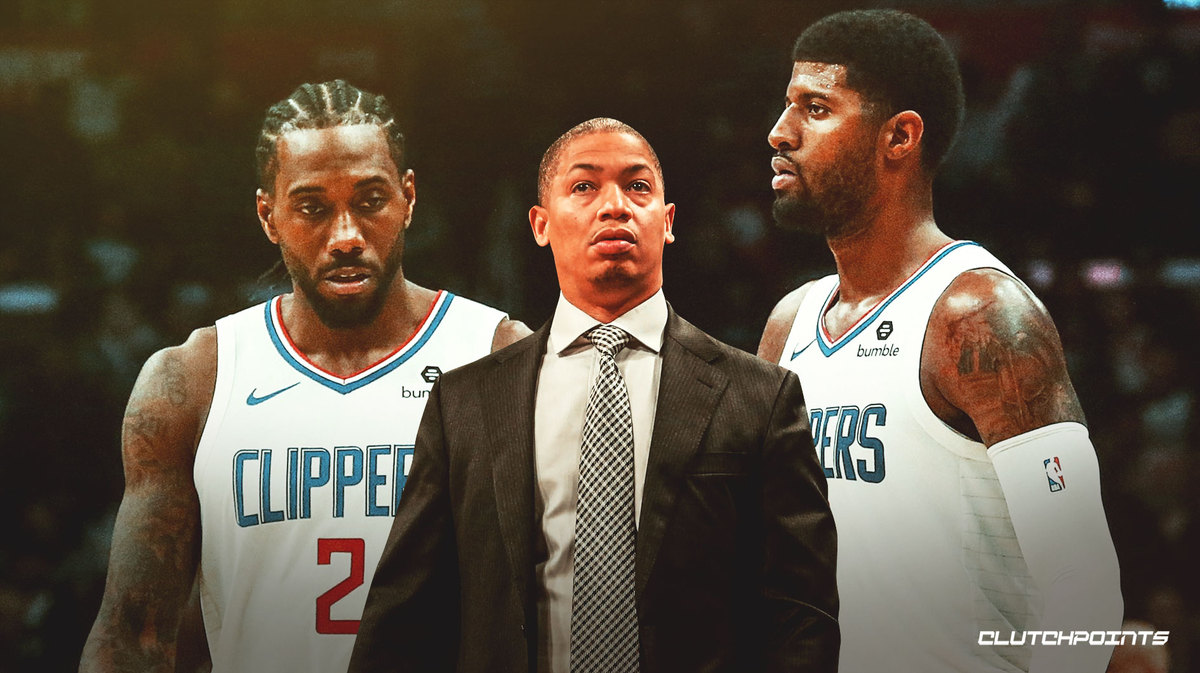 Tyronn Lue finalizing 5-year deal to become Clippers' head coach