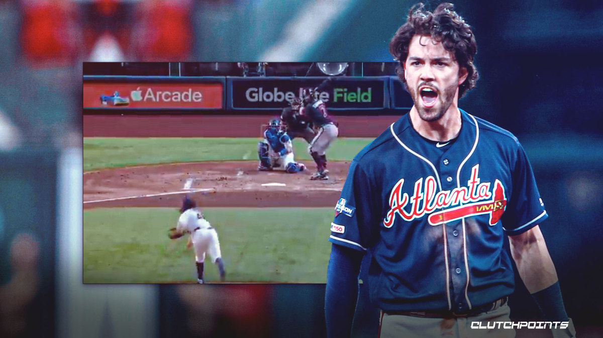 Dansby Swanson, Braves, Dodgers, NLCS
