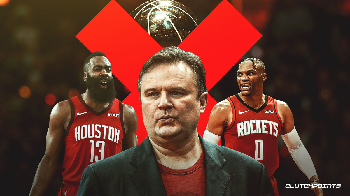 Daryl Morey Steps Down As General Manager Of Rockets