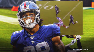 Evan Engram, Giants