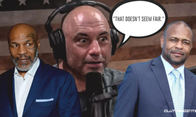 Joe Rogan Podcast, Mike Tyson, Roy Jones Jr.