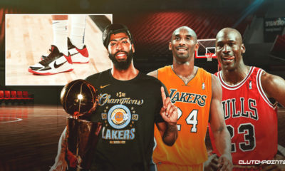 Lakers, Anthony Davis, Kobe Bryant, Michael Jordan