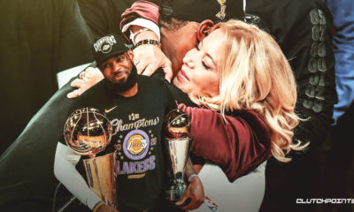 Lakers, LeBron James, Buss