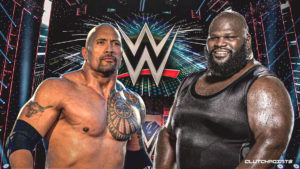 WWE, The Rock, Mark Henry