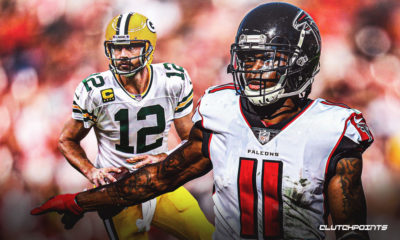 Monday Night Football, Julio Jones, Atlanta Falcons, Green Bay Packers,