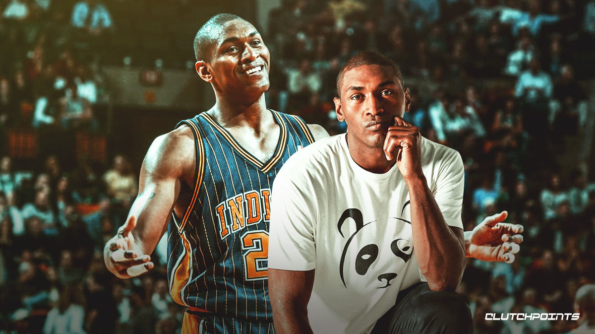 Metta World Peace, Pacers, Malice at the Palace