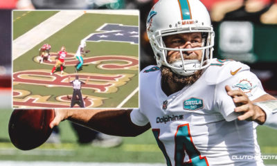 Ryan Fitzpatrick, Dolphins, 49ers