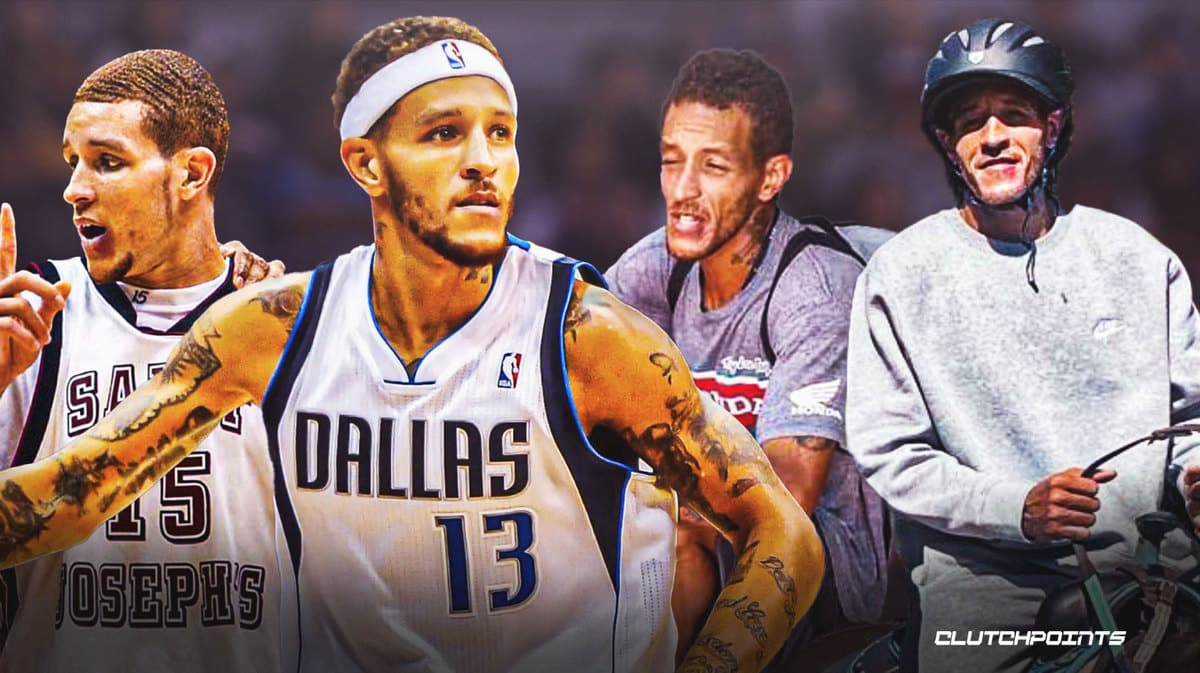 Where's Delonte West Rehab, Delonte West Sober