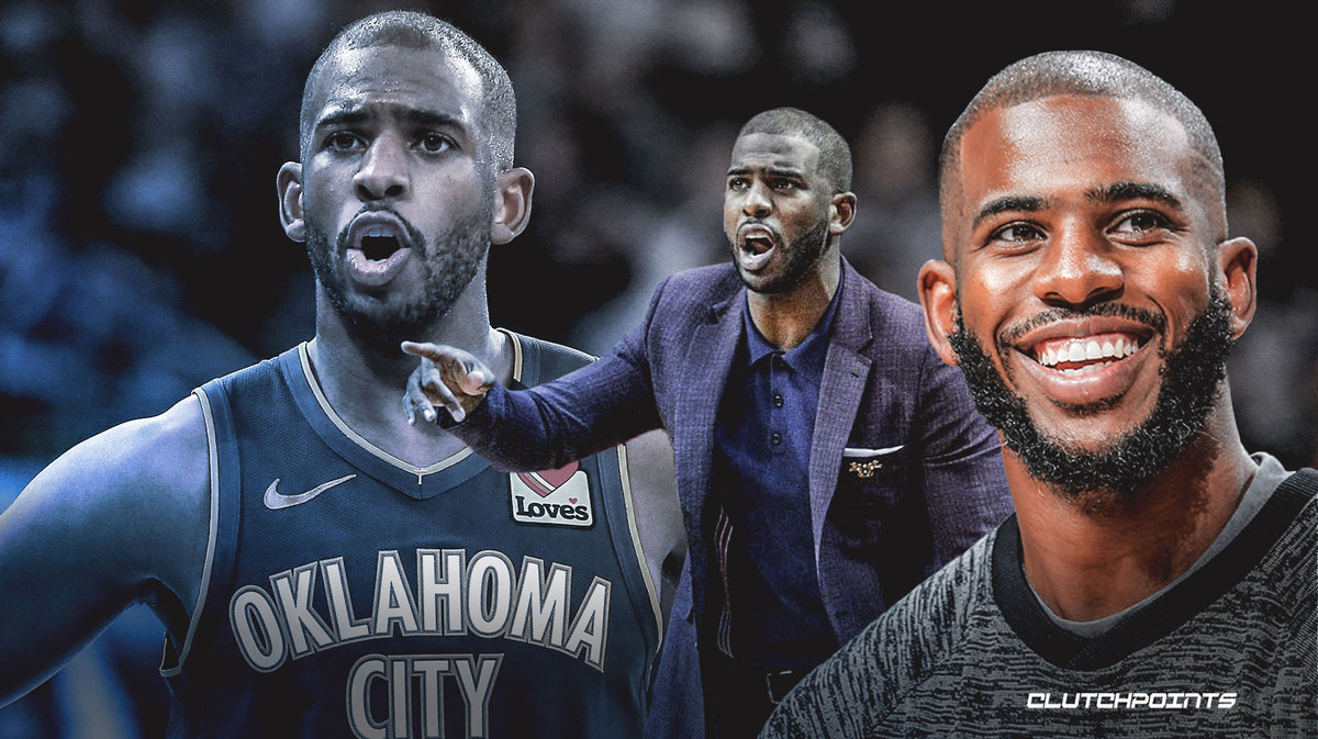 Chris Paul, NBA