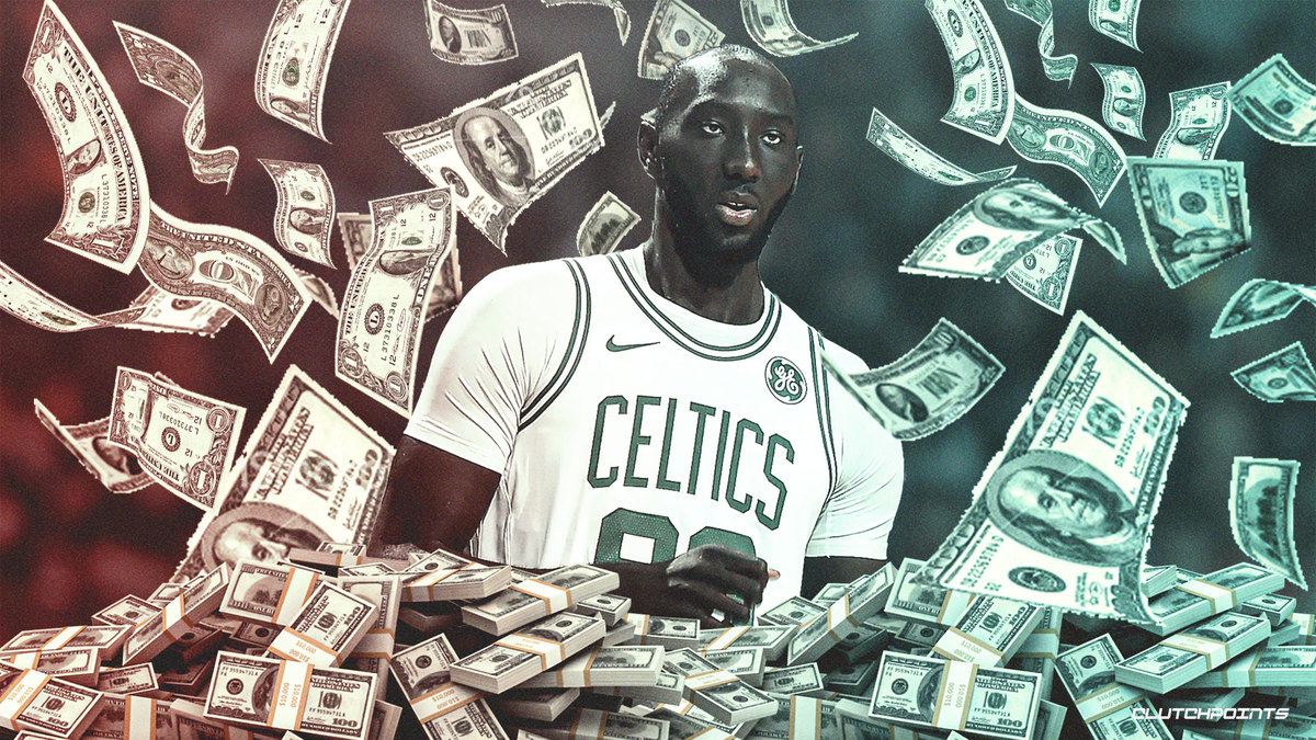 Tacko Fall's net worth in 2020