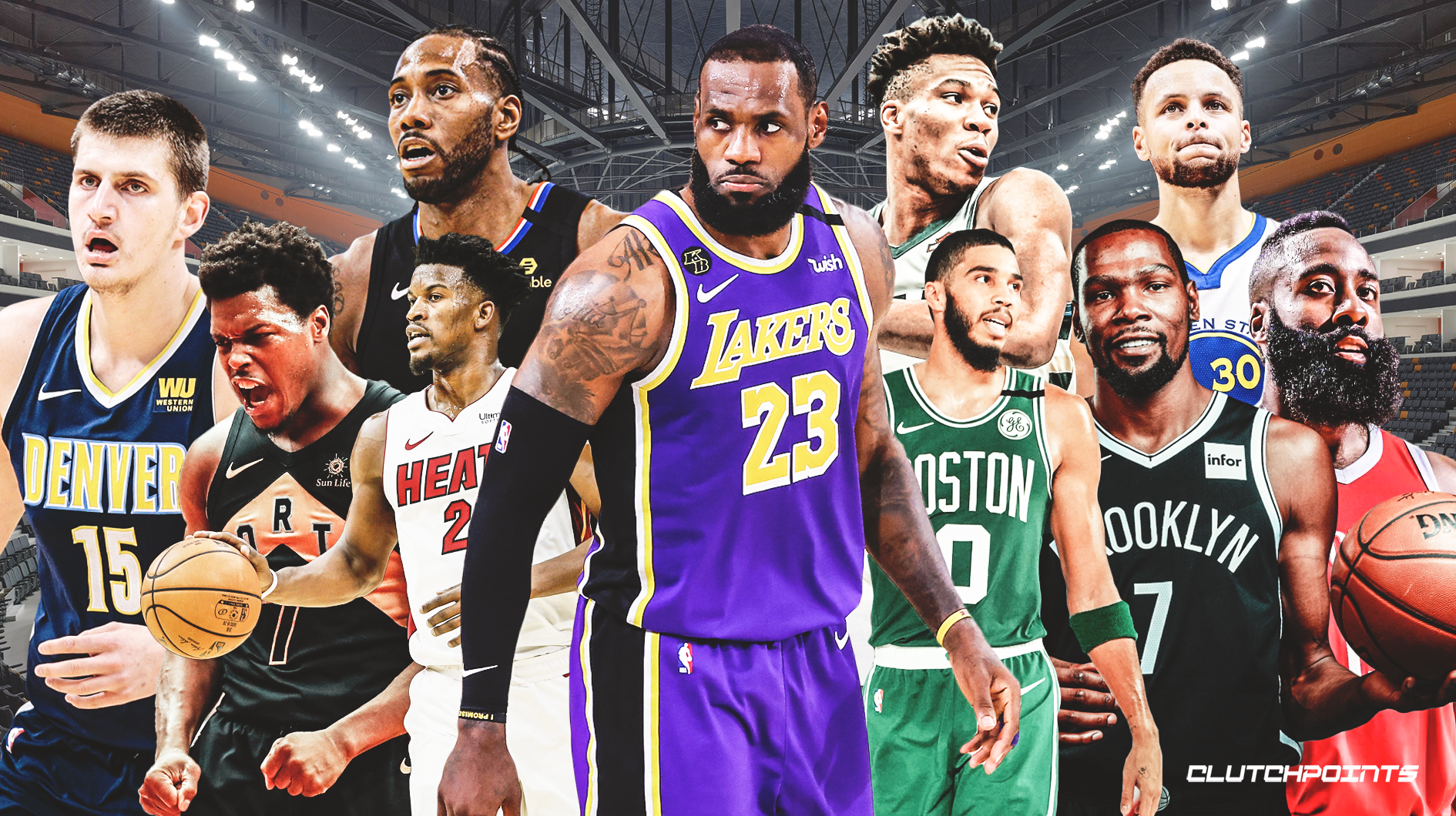 NBA, 2021 NBA championship favorites