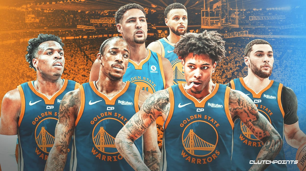 Warriors, Warriors trades, Kelly Oubre Jr., Stephen Curry, Klay Thompson