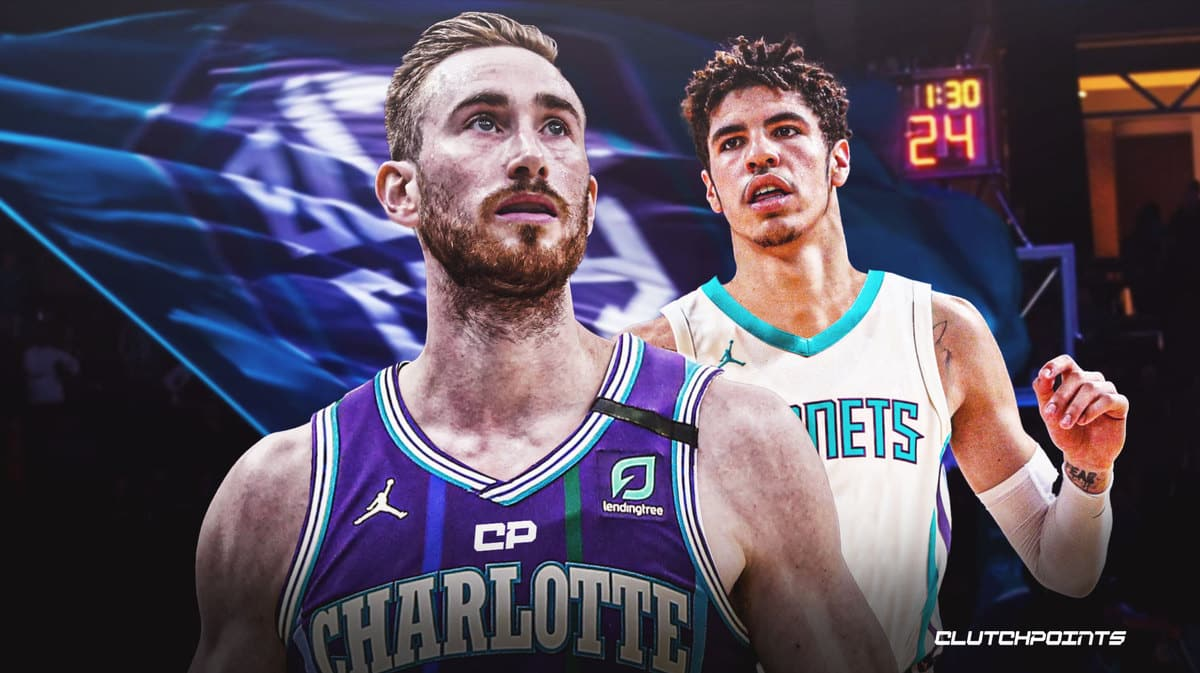 Gordon Hayward, LaMelo Ball, Hornets