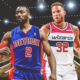John Wall, Blake Griffin, Pistons, Wizards