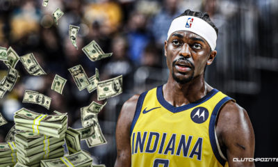 Justin Holiday Pacers