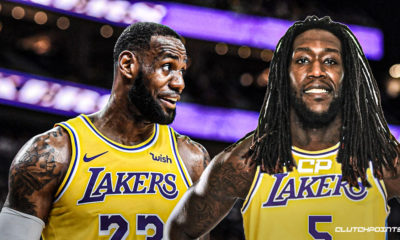 Lakers, LeBron James, Montrezl Harrell