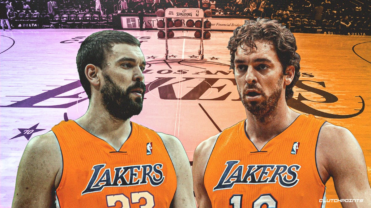 Marc Gasol agrees to deal with Lakers