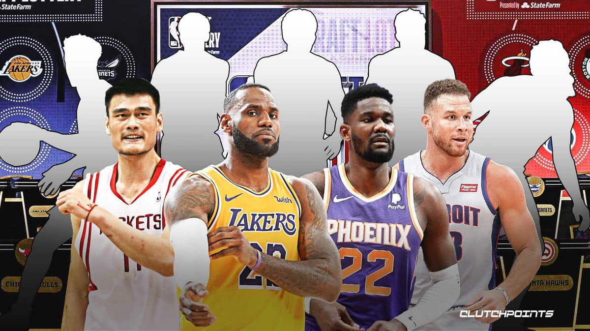 Ranking NBA Draft No. 1 Overall Picks Since 2000