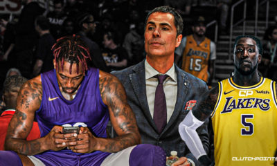 Lakers, Dwight Howard, Rob Pelinka, Montrezl Harrell
