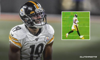 JuJu Smith-Schuster, Steelers