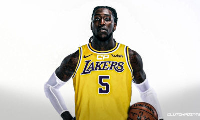 montrezl harrell, lakers