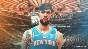 Austin Rivers Knicks