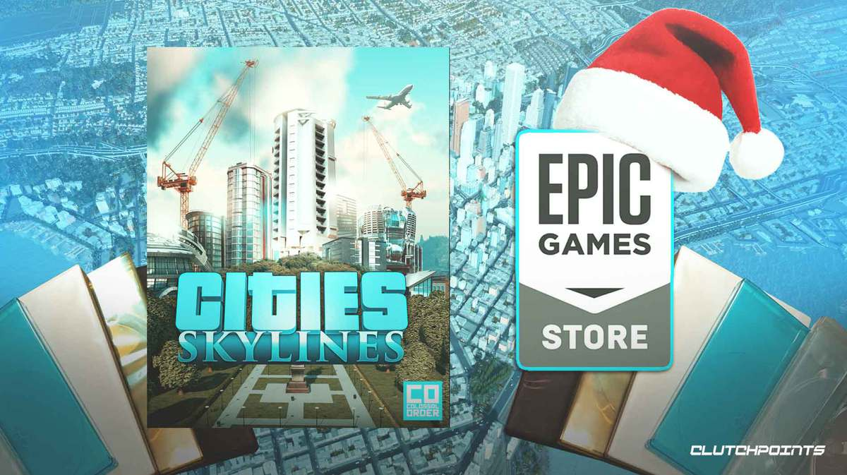 Epic Games Store Holiday Sale 2020 Giving Away 15 Games